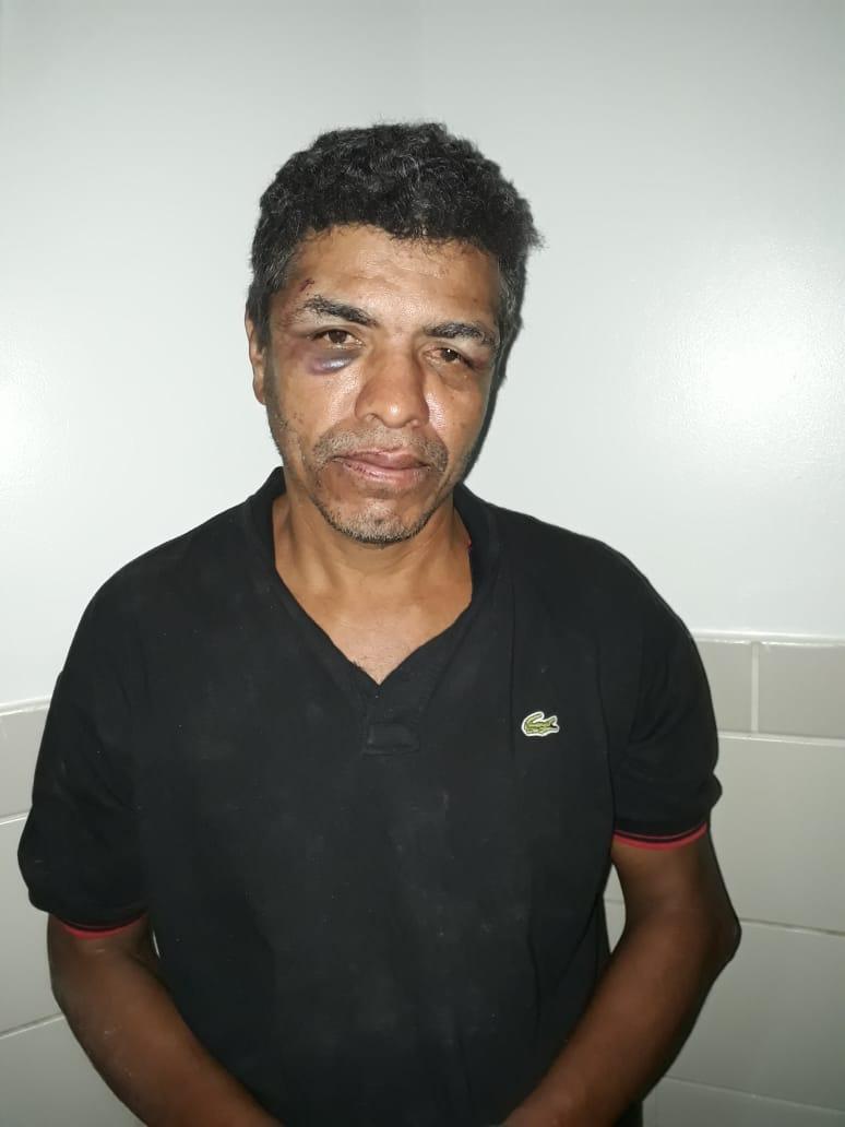 Homem é preso por agredir companheira com paulada, em Belo Jardim