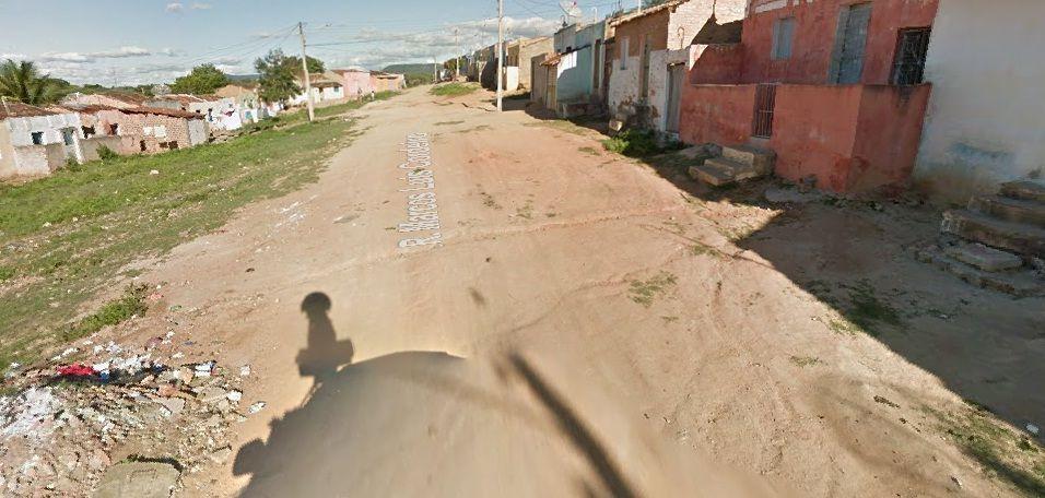 Reprodução/Google Maps/Paredão do Povo