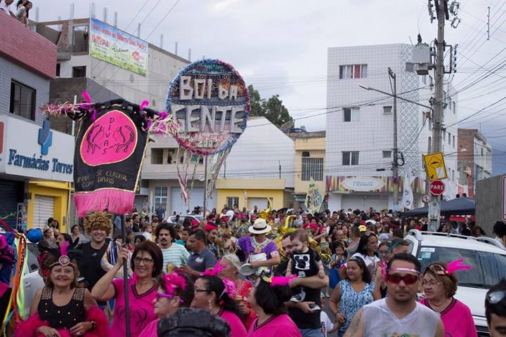 Belo Jardim sedia 'Encontro de Blocos' neste domingo