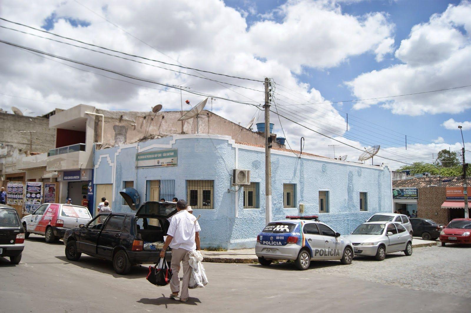 A Delegacia de Polícia Civil investiga o caso. Foto: Reprodução/Google Maps