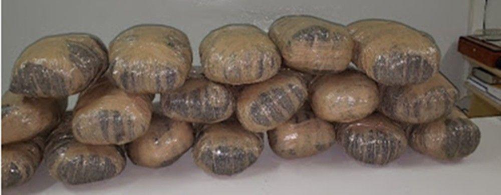 Polícia apreende mais de 18 kg de maconha em Pesqueira