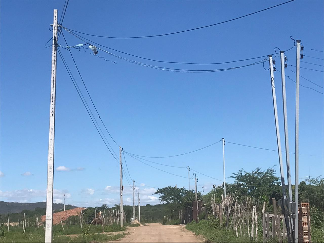 Moradores do Sítio Alto Limpo denunciam falta de iluminação pública