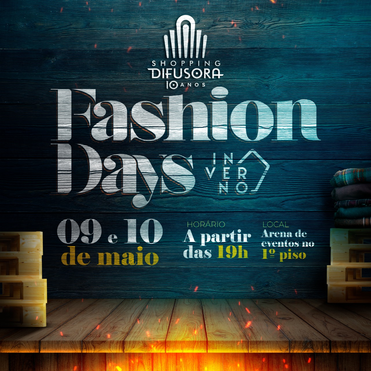 Centro de compras de Caruaru sediará evento de moda inverno