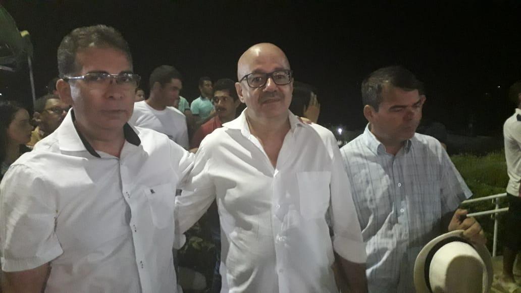Doutor Maneco prestigia tradicional Romaria de Frei Damião no domingo (26/04)