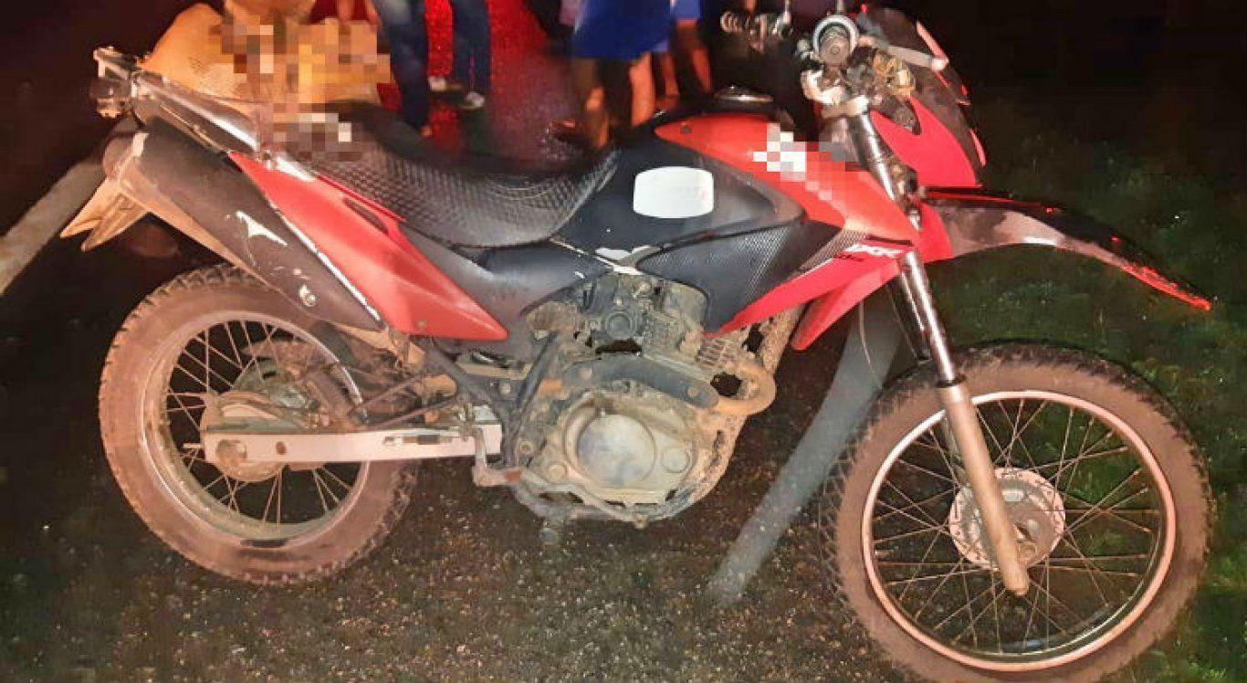 Motociclista morre em acidente na BR-232 em Sanharó, no Agreste