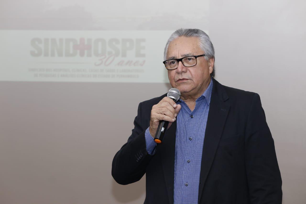 Sindicato dos hospitais de Pernambuco inaugura delegacia em Caruaru