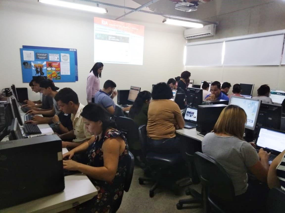 Sesi oferece Educação de Jovens e Adultos à distância