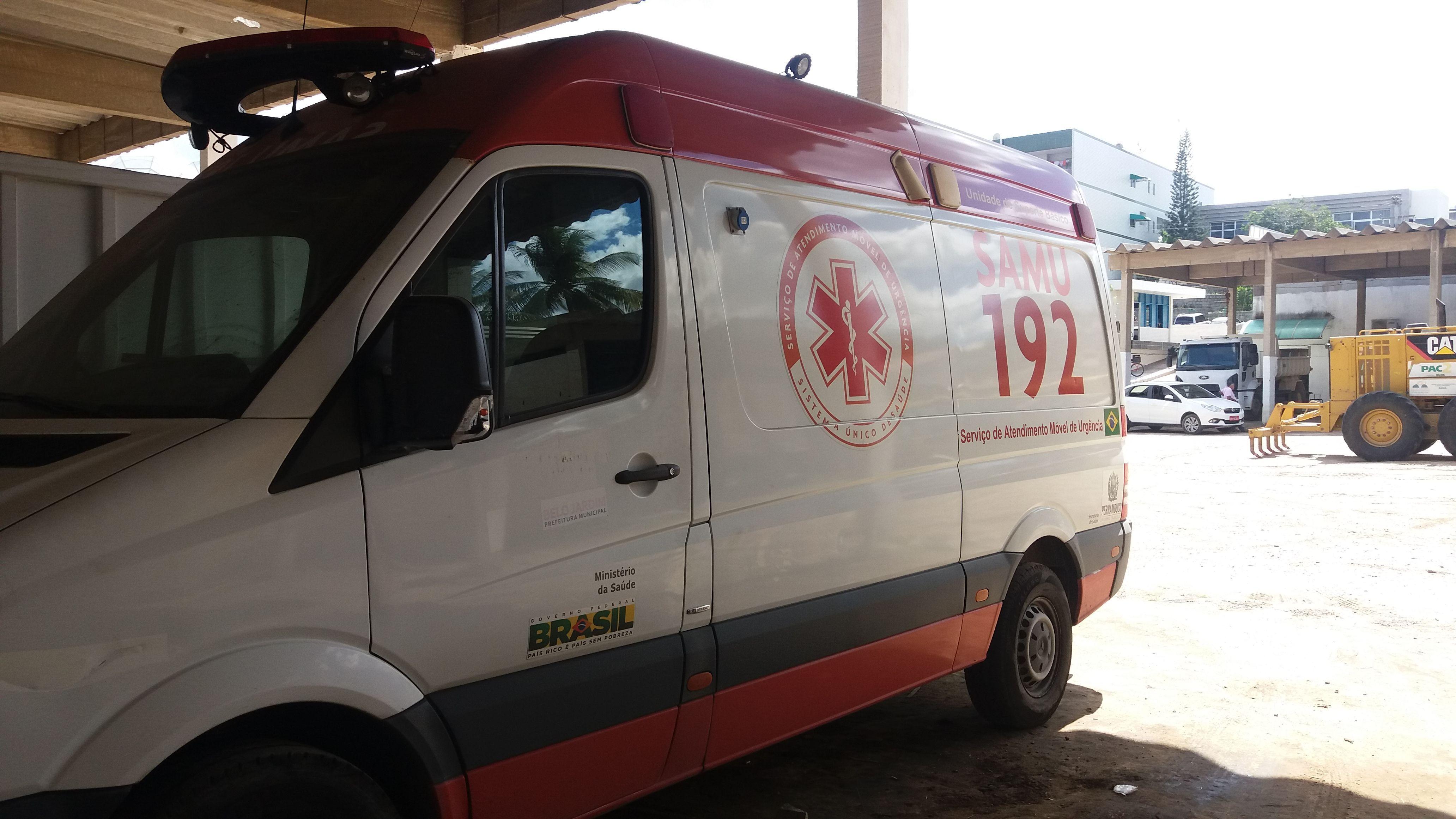 Por que a ambulância do Samu de Belo Jardim quebra tanto?
