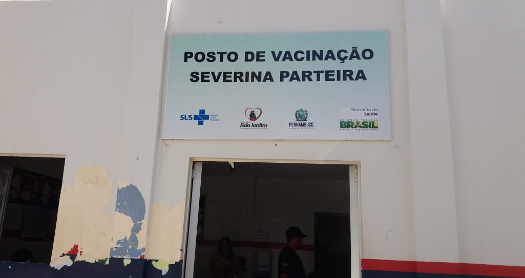 Vacinação contra a gripe é aberta para toda população em Belo Jardim