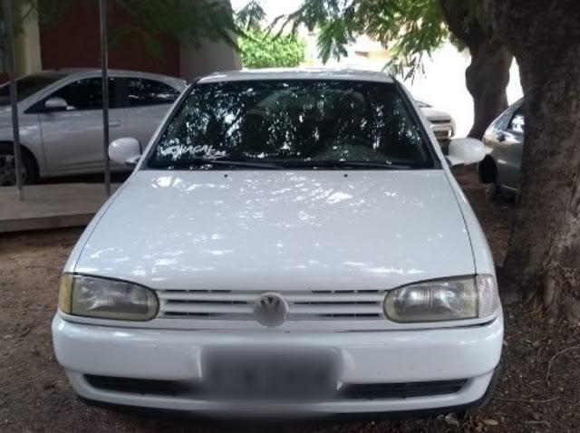 Polícia Militar recupera carro furtado em Pesqueira