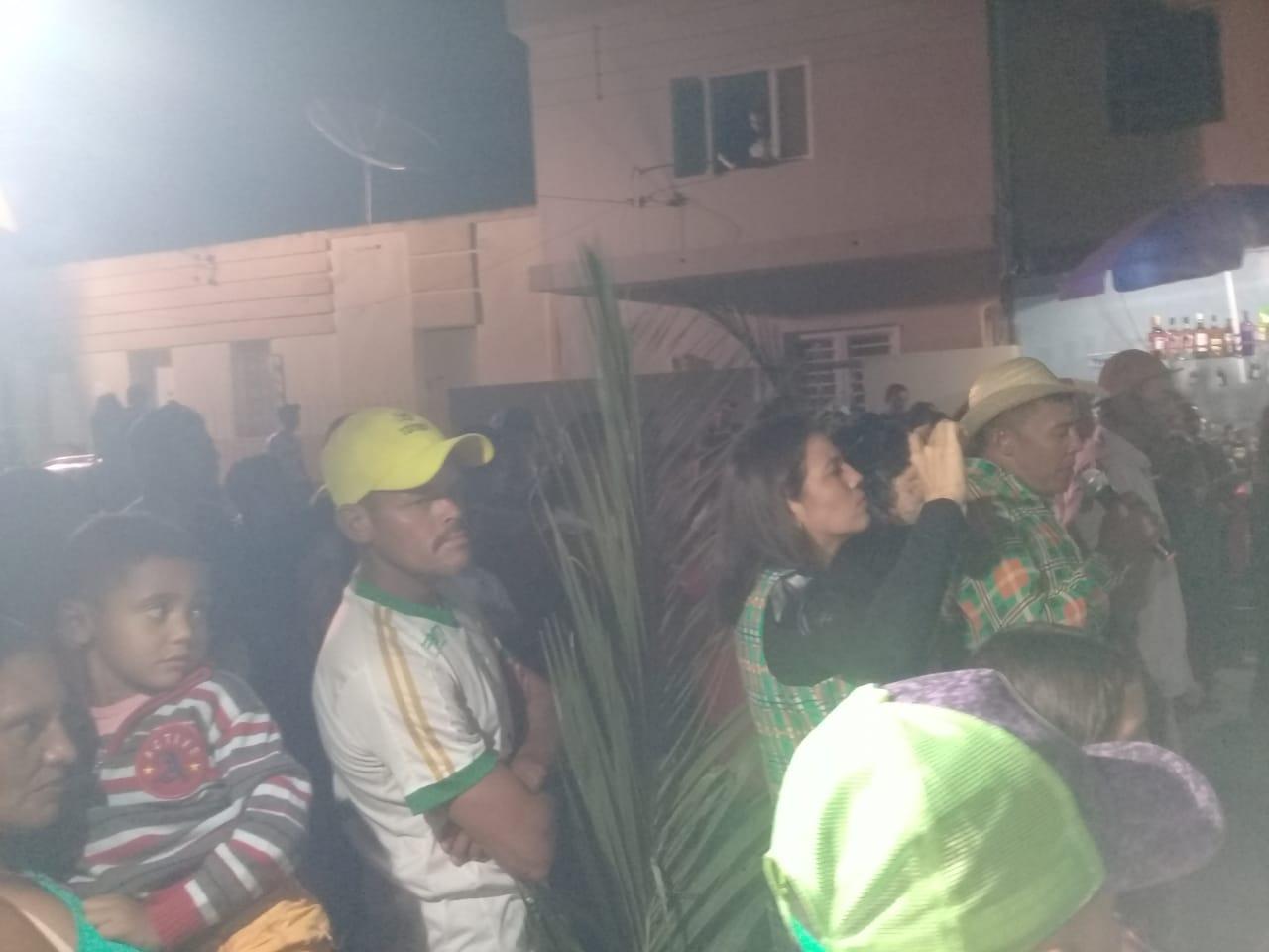 """""""Primeira festa junina de Taboquinha foi um sucesso"""" diz organizador do evento"""