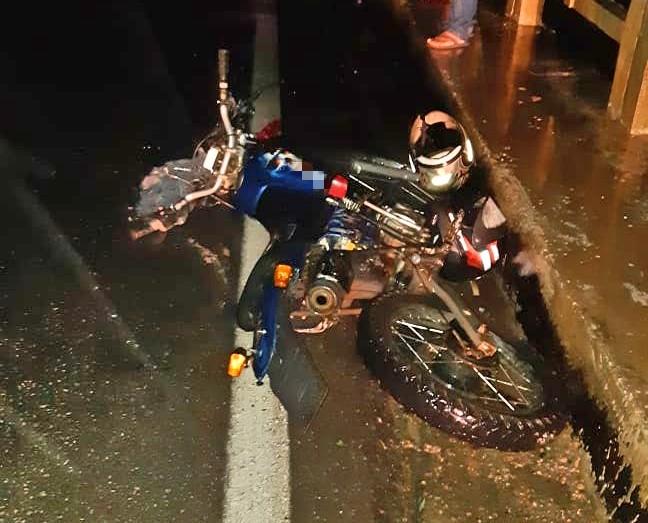 Homem morre atropelado por caminhão após cair de moto na BR-232, em Sanharó