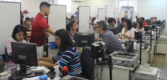 Justiça eleitoral abre mais de 5 mil vagas para o cadastramento biométrico em BJ