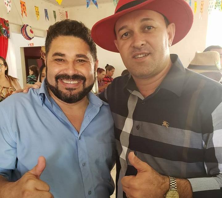 Vereador Evandro Macarrão vai para a bancada de oposição