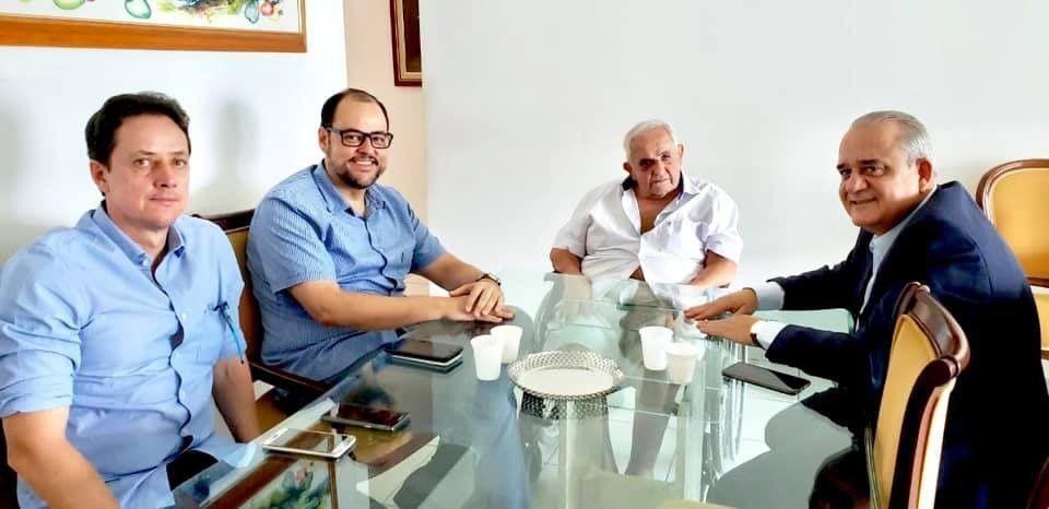 Cintra Galvão deixa o PTB e encaminha acordo com Paulo Câmara