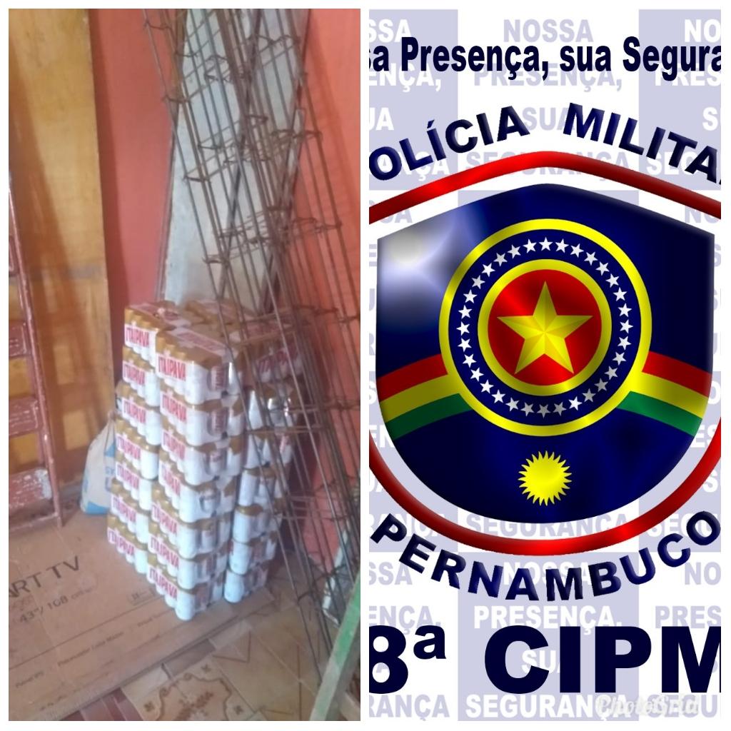 Suspeito de saquear carga após acidente de trânsito é detido em Pesqueira