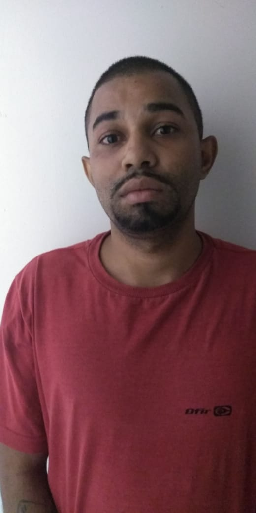Foragido de penitenciaria do Recife é preso em Caruaru
