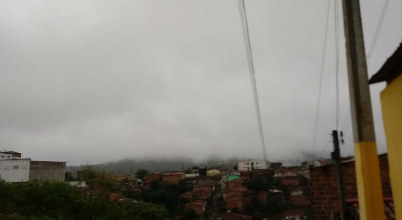 Em apenas três dias choveu mais da metade do esperado para todo mês de junho em Belo Jardim