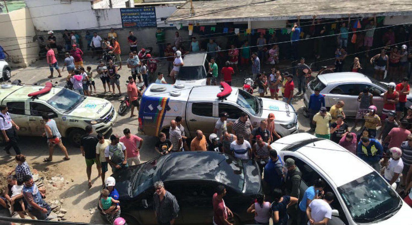 Oito envolvidos na morte de PM são mortos durante operação na Paraíba