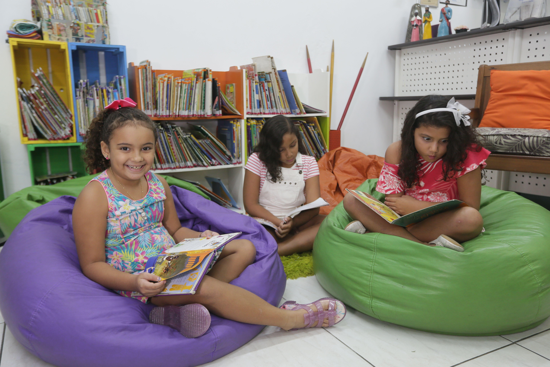 Sesc realiza projeto ''leitura nas Férias'' em Belo Jardim