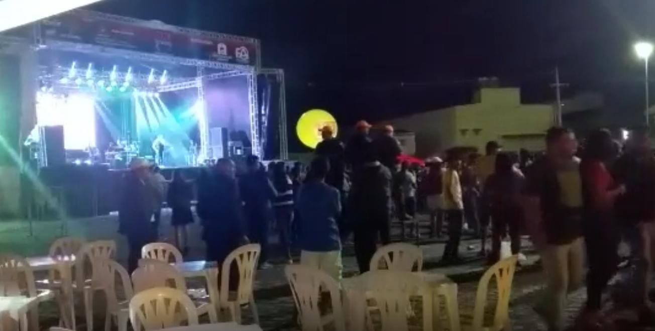 Festa das Marocas amarga pior público da história e decepciona
