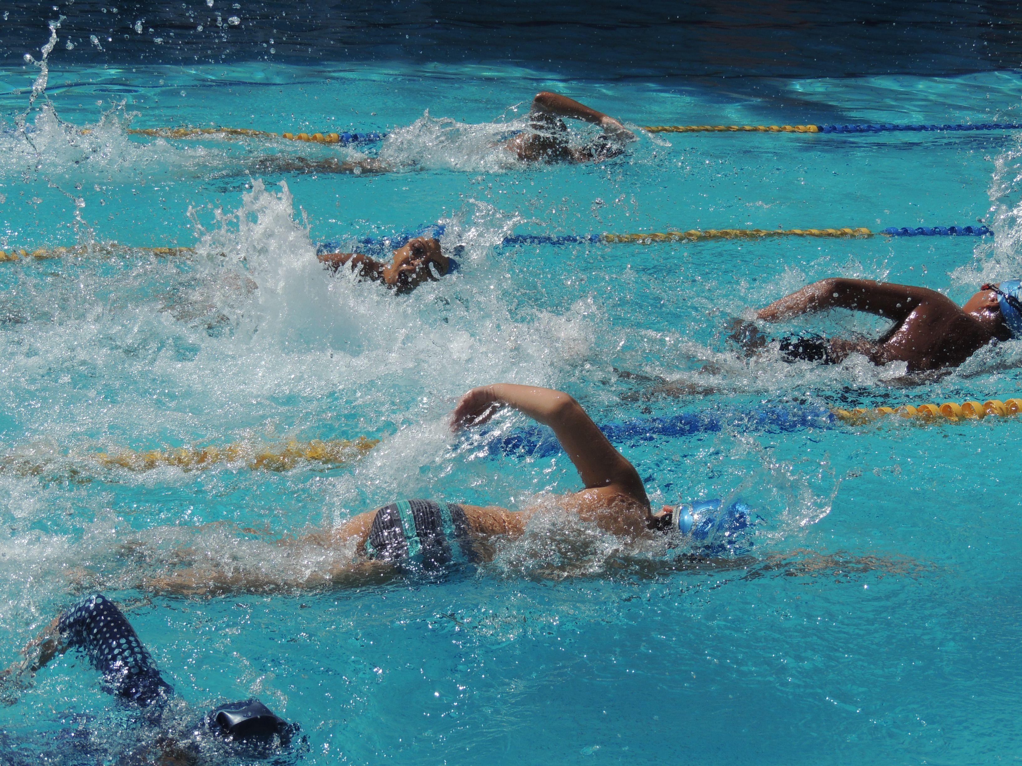Sesc Ler Belo Jardim realiza torneio de natação