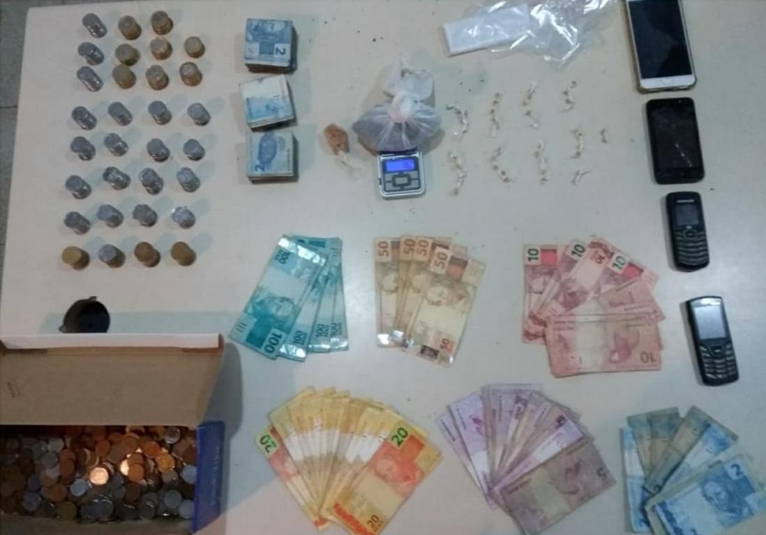 Adolescentes são apreendidos suspeitos de tráfico de drogas em Belo Jardim