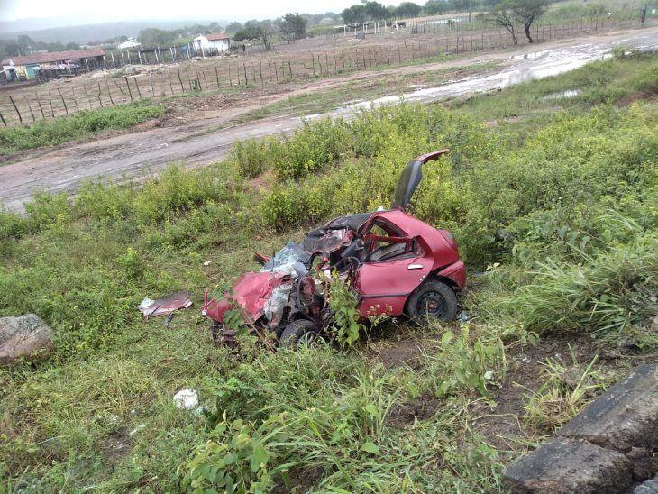 Duas pessoas morrem em acidentes na BR-232, em Sanharó