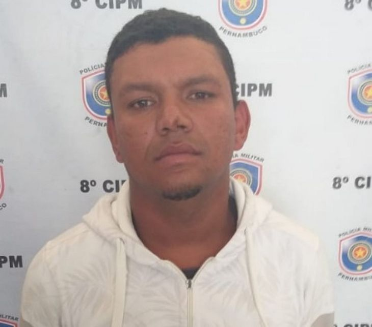 Mototaxista é preso suspeito de praticar homicídio em Pesqueira