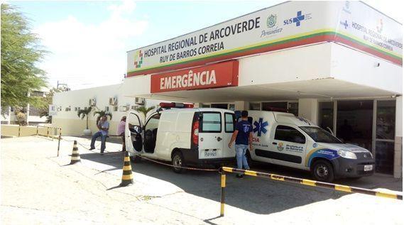 Motorista de Belo Jardim é baleado durante tentativa de assalto em Arcoverde
