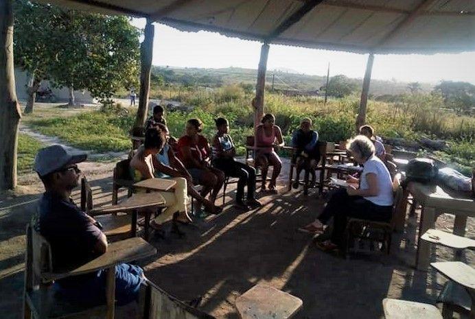 Sesc promove roda de conversa em comunidade quilombola