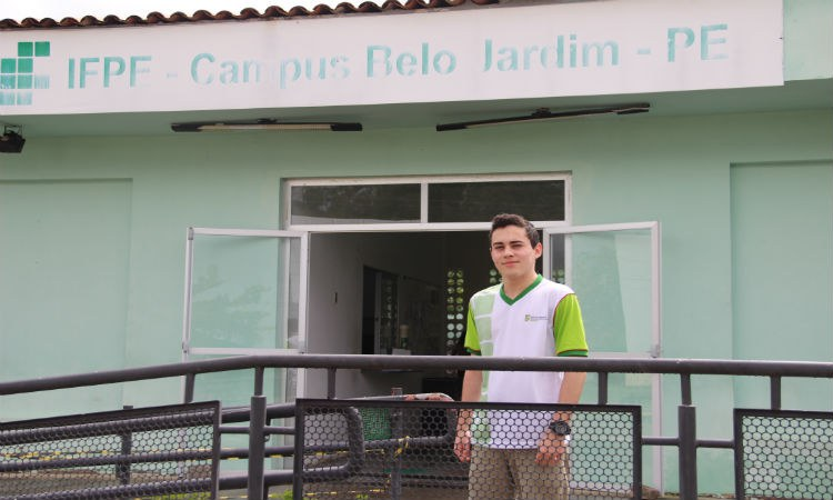 Aluno de Belo Jardim é selecionado para programa Parlamento Jovem Brasileiro