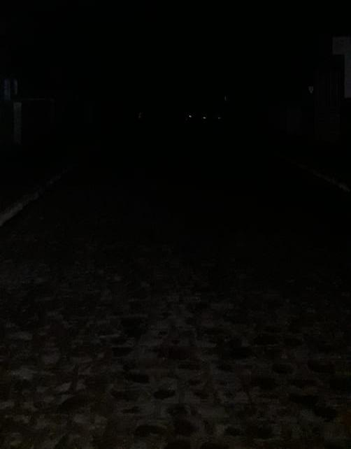 Descaso: Ruas de Belo Jardim no escuro