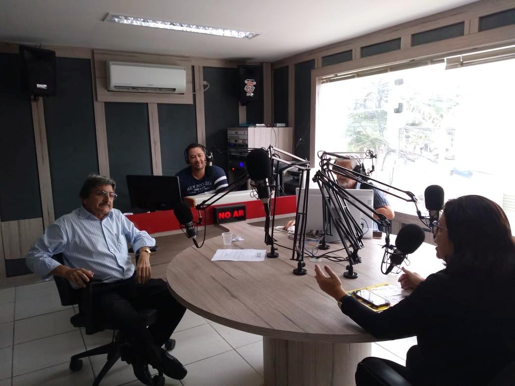 Gilvandro Estrela participa de entrevista na Bitury