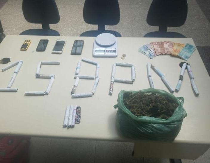 Adolescente é detido suspeito de tráfico de drogas em Belo Jardim