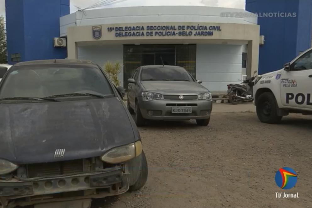 Homem suspeito de praticar assaltos é preso com arma de fogo na zona rural de BJ