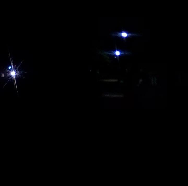 Moradora da Vila Planalto denuncia falta de iluminação pública
