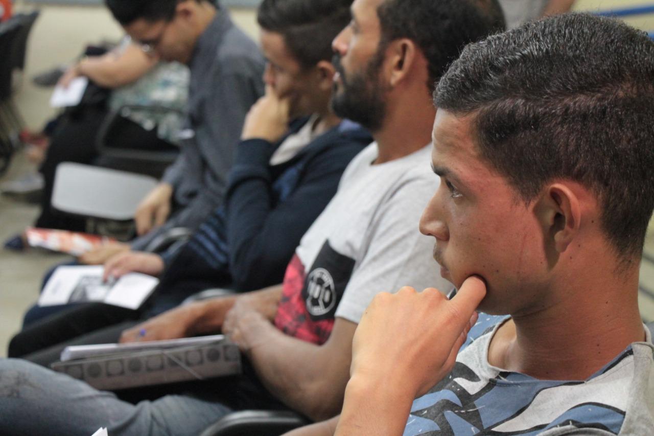 Sesi segue com inscrições abertas para novas turmas de Jovens e Adultos em Belo Jardim