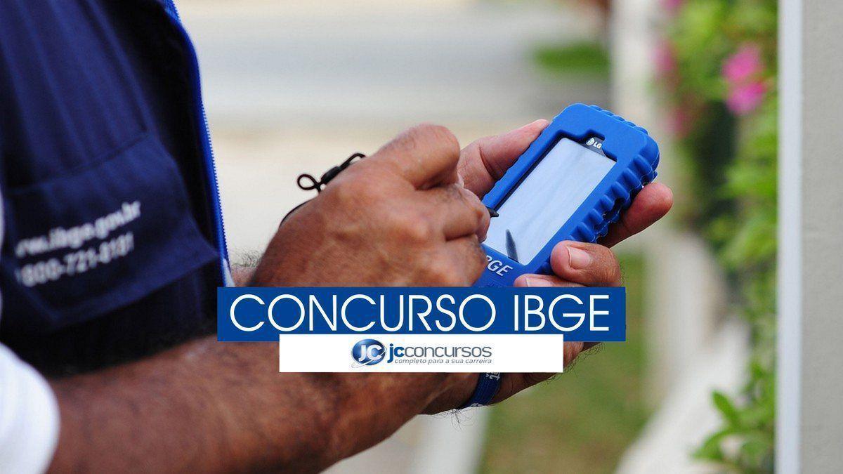 IBGE abre concurso para censo demográfico com vaga em Belo Jardim