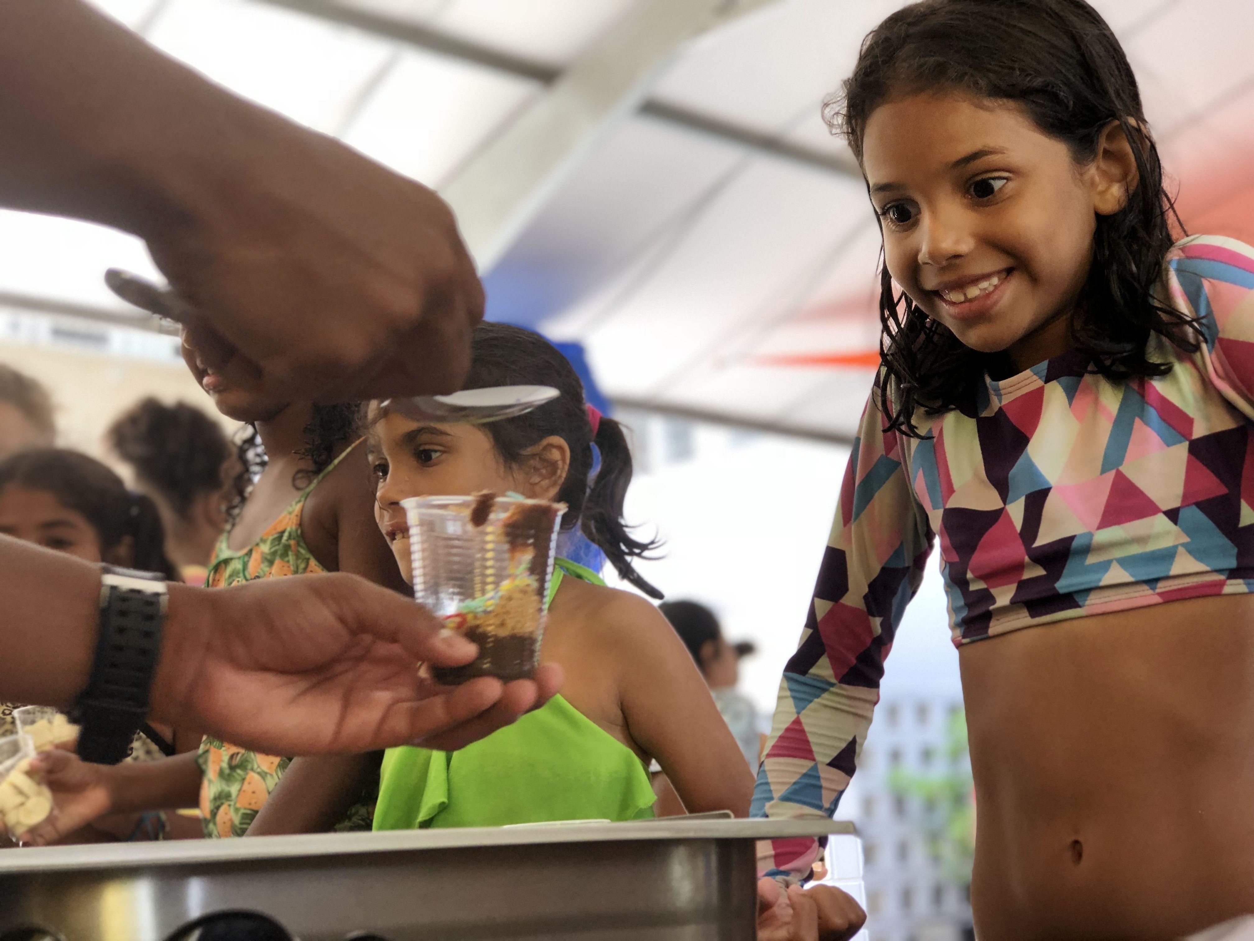 Dia das Crianças com atividades no Sesc Ler Belo Jardim