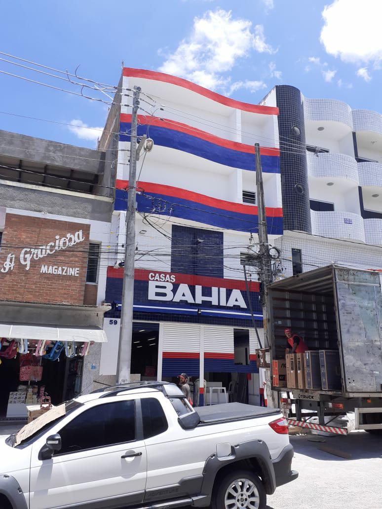Loja das Casas Bahia vai inaugurar na terça (05) em Belo Jardim