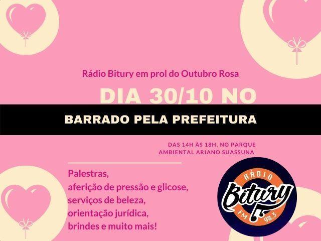 Evento da Rádio Bitury é barrado pela Prefeitura de Belo Jardim