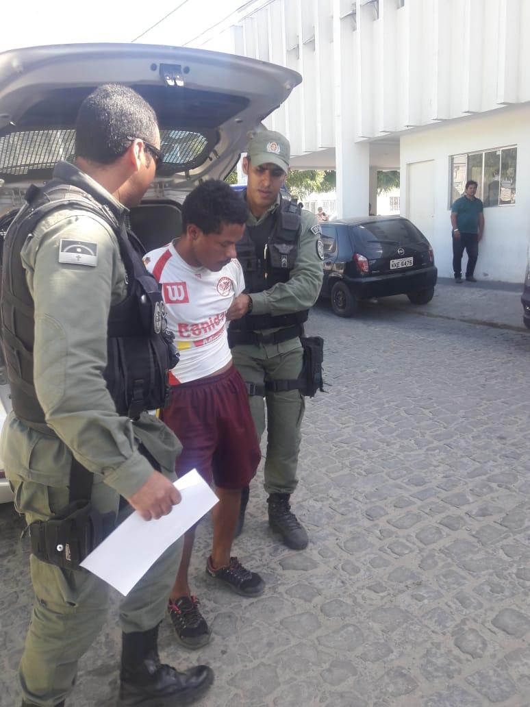Suspeito de matar adolescente com tiro na cabeça é preso em Belo Jardim