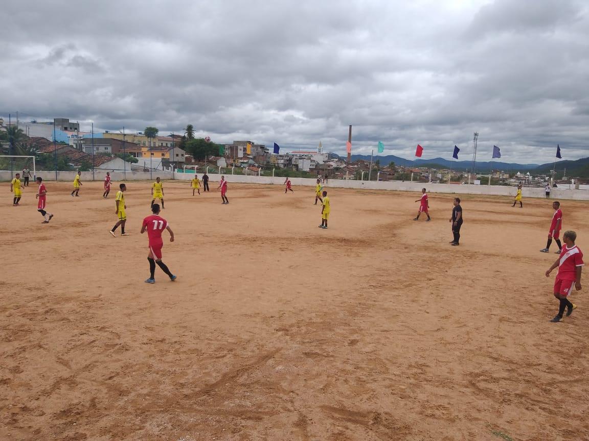 Sesc realiza Copa do Comerciário em Pesqueira