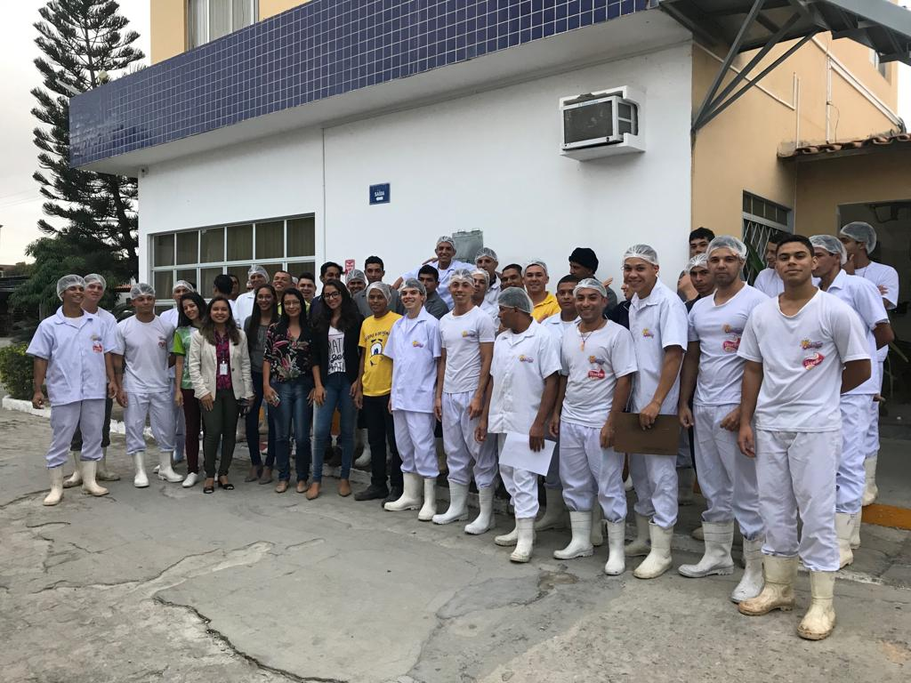 IFPE Belo Jardim faz parceira de estágio com empresa local