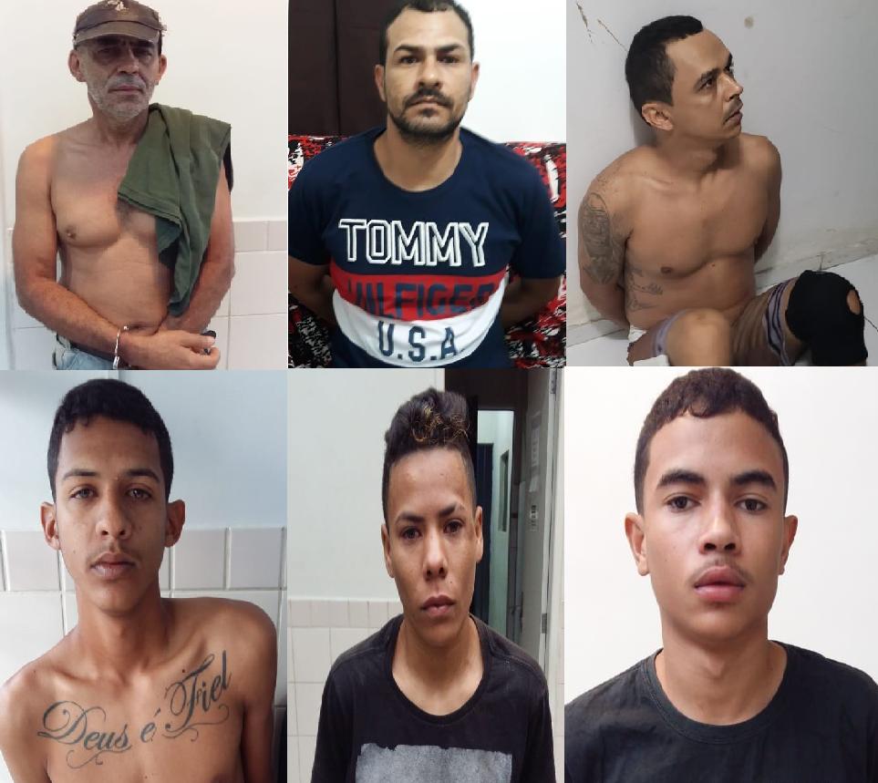 Operação deflagrada em Belo Jardim cumpre 13 mandados de prisão nesta sexta (4)