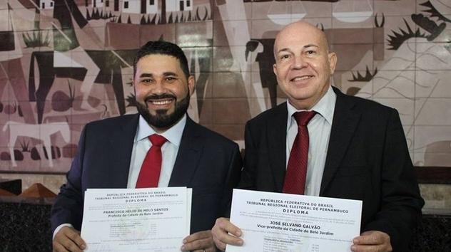 Vice-prefeito de Belo Jardim pede desfiliação do PTB