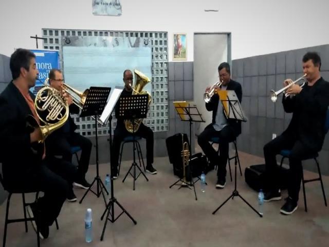 Banda Filarmônica São Sebastião/Arquivo