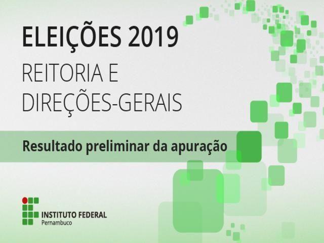 Confira o novo reitor e os diretores gerais do Instituto Federal de Pernambuco