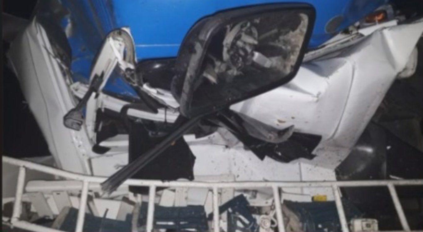Colisão entre dois caminhões deixa um homem morto em Garanhuns